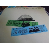 "BEATLES ""Odeon / NM WAX"" At The Hollywood Bowl JP"
