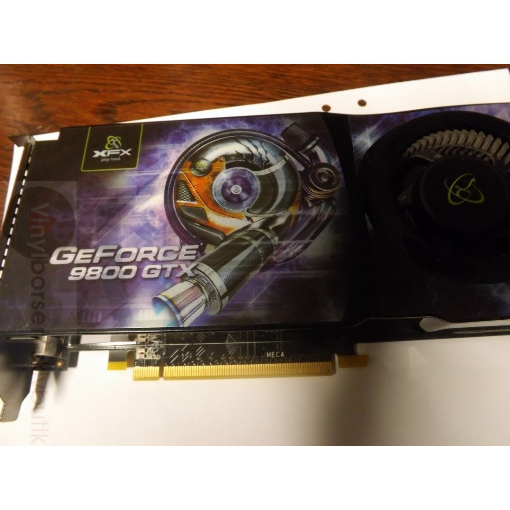 GEFORCE 9800 GTX