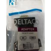 Deltaco HD15/DVI