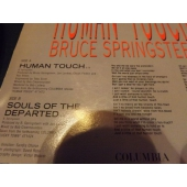 BRUCE SPRINGSTEEN HUMAN TOUCH