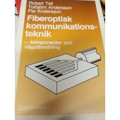 Fiberoptisk kommunikationsteknik