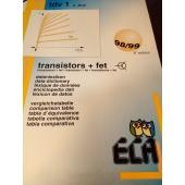 transistors + fet tdv1