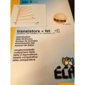 transistors + fet tdv2