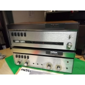 Revox A50 + A 76