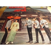 "THE VENTURES ""RED WAX"" Ventures In Japan JP LP D1837"