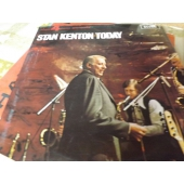 STAN KENTON TODAY 2 fina LP NM