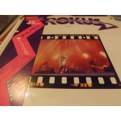 "KROKUS ""NM WAX"" Heatstrokes 1980 JP OBI 12"""