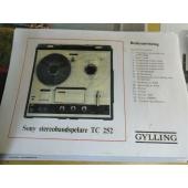 Sony TC 252