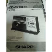 Sharp VZ-3000H