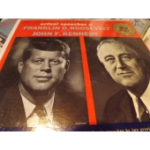 FRANKLIN D. ROOSVELT and JOHN F. KENNEDY UNITED STATES PRESIDENTS SERIES
