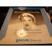 MARLENE DIETRICH AT THE CAFÉ DE PARIS