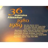 V/A SVENSKA KLASSIKER 1980-1989 3LP