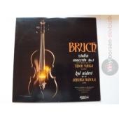 BRUCH  VIOLIN CONCERTO NO.1 IN G MINOR,OP.26