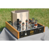 Eurydice – Stereophonic tube amplifier