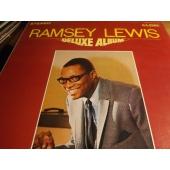 "RAMSEY LEWIS ""PROMO"" New Ramsey Lewis Trio De Luxe SJET-9"
