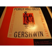 GERSHWIN PORGY AND BESS