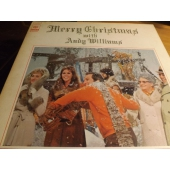 "ANDY WILLIAMS ""PROMO"" Merry Christmas With Japan LP D1159"