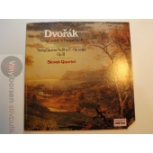 DVORAK:STRING QUARTET IN F MAJOR,OP.96 AMERICAN  STRING QUARTET NO.10 IN E-F MAJOR OP.51