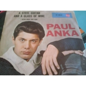 PAUL ANKA 7´´ A STEEL GUITAR