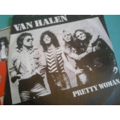 VAN HALEN 7´´ HAPPY TRAILS