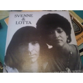 SVENNE&LOTTA 7´´ YOU TREATED ME WRONG