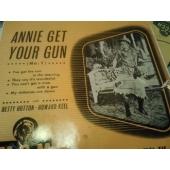 ANNIE GET 7´´ YOUR GUN