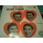 AMES BROS. WITH SID RAMIN 7´´ MELODIE D´AMOUR