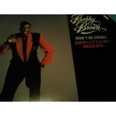 BOBBY BROWN DON´T BE CRUEL (maxi-single)