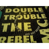 DOUBLE THE TROUBLE JUST KEEP ROCKIN´ (m-single)