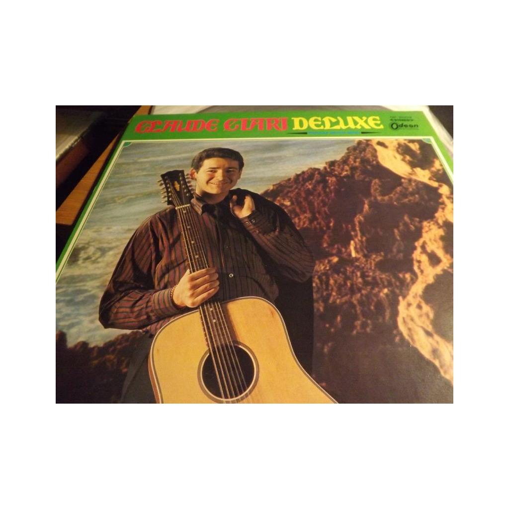"""CLAUDE CIARI """"Red Wax / Odeon"""" Deluxe JP LP C9912"""