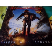 ARMORED SAINT SAINTS WILL CONQUER