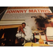 "JOHNNY MATHIS ""Promo / LTD"" Open Fire, Two 22AP 2728 JP O"