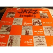V.A. / Allegro Jazz Sampling 1910 Duke Ellington JAZZ LP