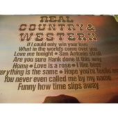 REAL COUNTRY&WESTERN