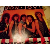 BON JOVI LIVIN´ON A PRAYER