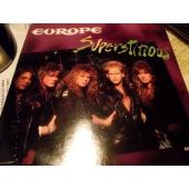 EUROPE SUPERSTITIOUS