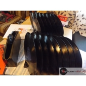 Disco antistat record cleaning unit