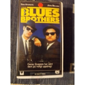 VHS  THE BLUES BROTHERS