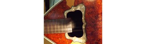 Musikinstrument begagnad