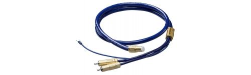Tonearm cables