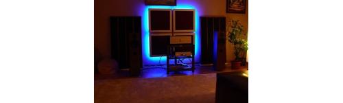 Akustikplattor